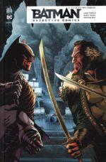 Couverture La Ligue des ombres - Batman : Detective Comics (Rebirth), tome 3