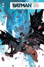 Couverture Deus Ex Machina - Batman : Detective Comics (Rebirth), tome 4