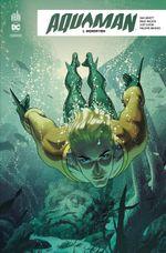 Couverture Inondation - Aquaman (Rebirth), tome 1