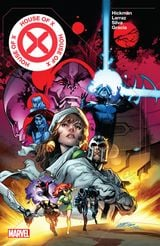 Couverture House of X / Powers of X