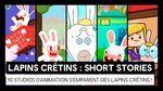 Affiche Lapins Crétins: Short Stories