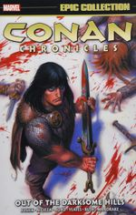 Couverture Conan Chronicles Epic Collection: Out of the Darksome Hills