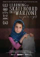Affiche Learning to Skateboard in a Warzone (If You're a Girl)