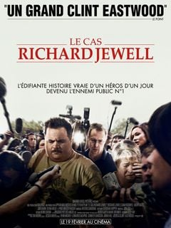 Affiche Le Cas Richard Jewell