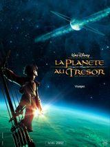 Affiche La Planète au trésor, un nouvel univers