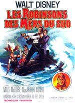 Affiche Les Robinsons des mers du Sud
