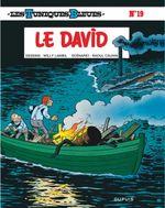 Couverture Le David - Les Tuniques bleues, tome 19
