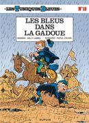 Couverture Les Bleus dans la gadoue - Les Tuniques bleues, tome 13