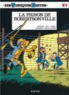 Couverture La Prison de Robertsonville - Les Tuniques bleues, tome 6