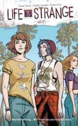 Couverture Life Is Strange, tome 2