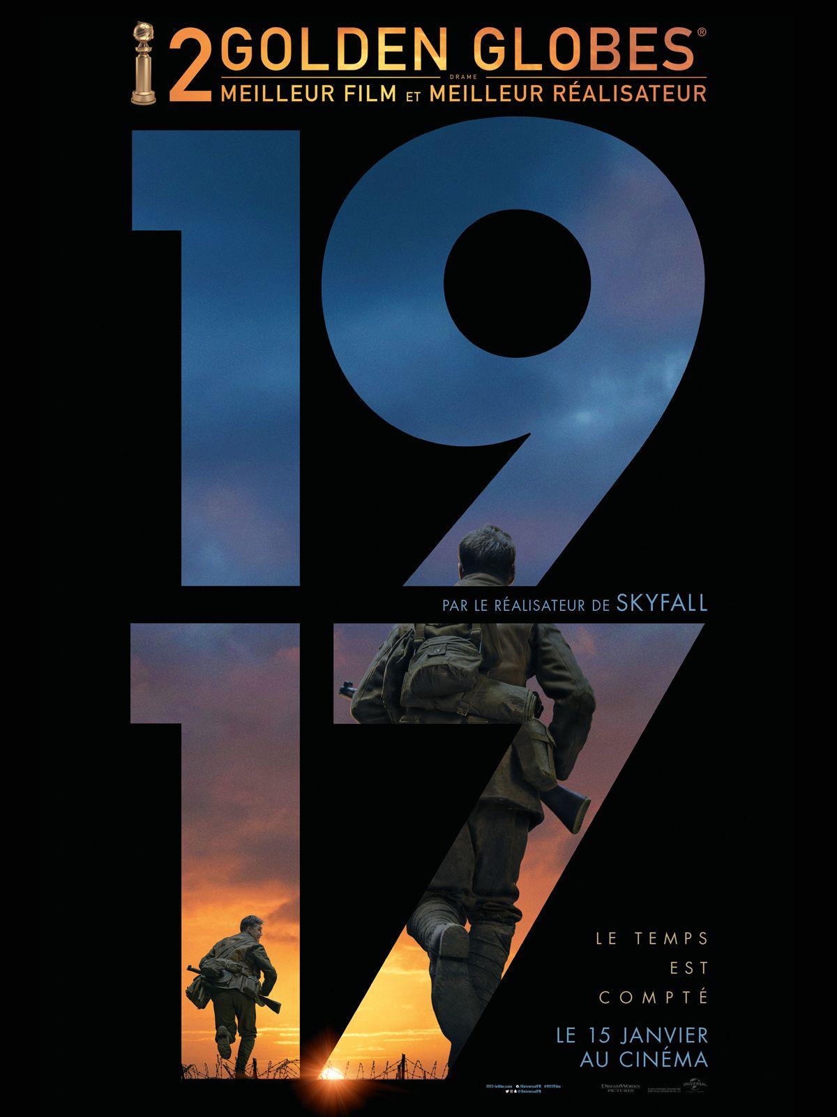 """Résultat de recherche d'images pour """"1917 sens critique"""""""