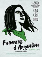 Affiche Femmes d'Argentine (Que Sea Ley)