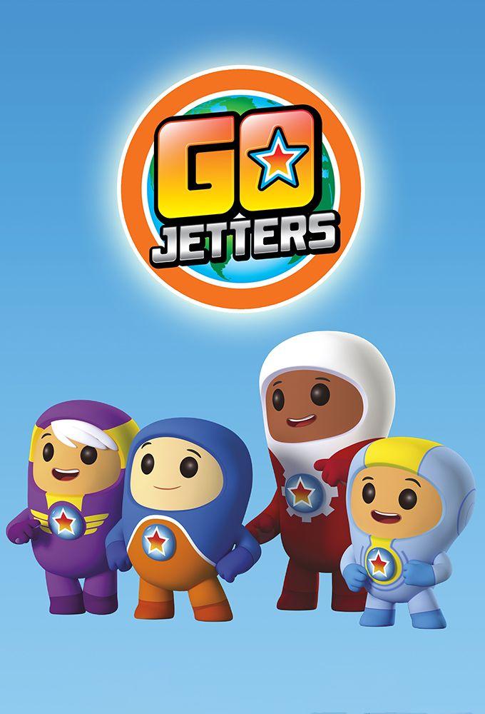 géant Go Jetters Foz G.O