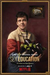 Affiche Sex Education