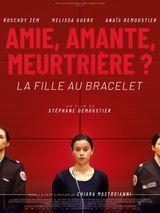 Affiche La Fille au bracelet