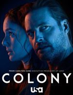 Affiche Colony