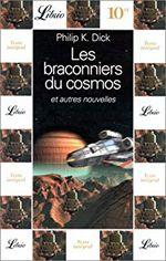 Couverture Les Braconniers du cosmos
