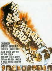 Affiche Tremblement de terre