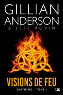 Couverture Visions de feu