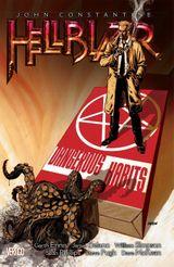 Couverture John Constantine, Hellblazer, Vol.5 : Dangerous Habits