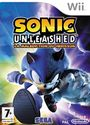 Jaquette Sonic Unleashed