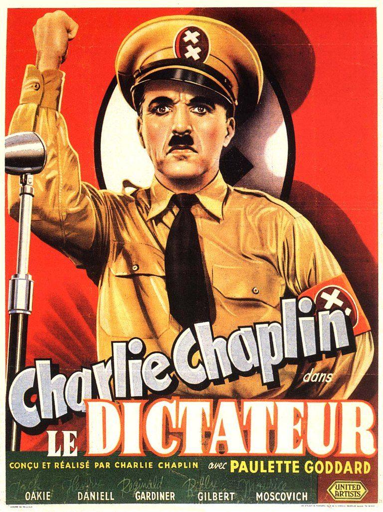 Le Dictateur - Film (1940) - SensCritique