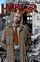 Couverture John Constantine, Hellblazer Vol. 4: The Family Man