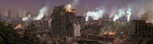 Cover L'âge d'or du film catastrophe hollywoodien