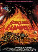 Affiche Horizons en flammes