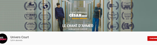Cover Univers Court - Chaîne YouTube 100 % courts métrages