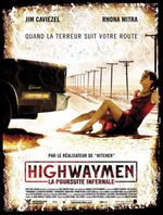 Affiche Highwaymen : la poursuite infernale
