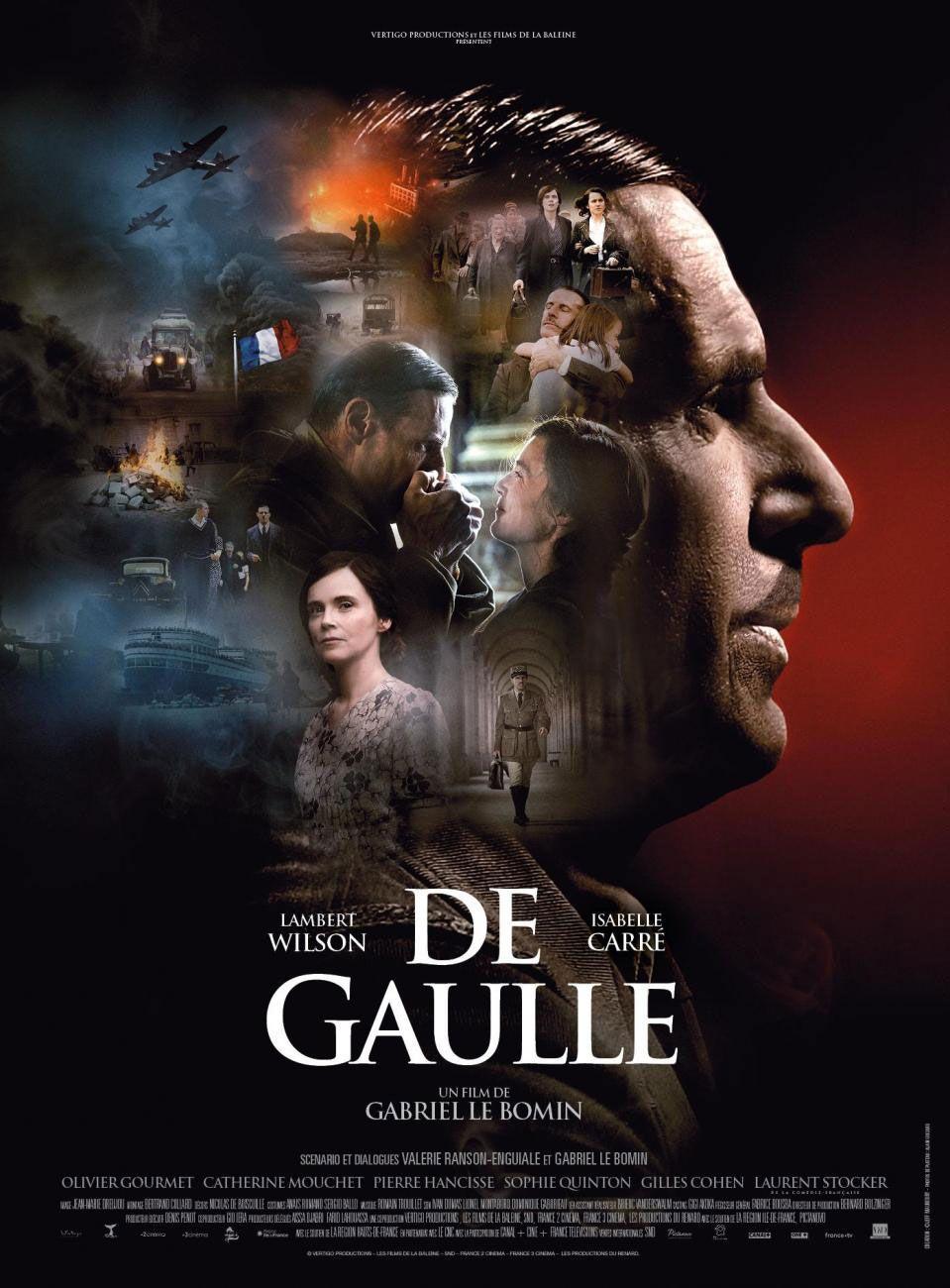 De Gaulle - Film (2020) - SensCritique