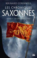 Couverture Les Chroniques saxonnes