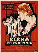 Affiche Elena et les Hommes