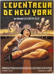 Affiche L'Éventreur de New York