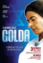 Affiche Une femme nommée Golda