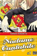 Couverture Nodame Cantabile