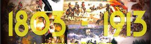 Cover 1803-1913 : Une histoire de l'Amérique racontée à travers 200 westerns (en cours d'édition)