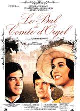 Affiche Le Bal du comte d'Orgel