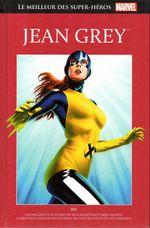 Couverture Jean Grey - Le Meilleur des super-héros Marvel, tome 101
