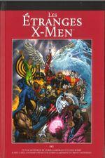Couverture Les Étranges X-Men - Le Meilleur des super-héros Marvel, tome 102