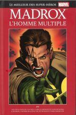 Couverture Madrox : L'Homme Multiple - Le Meilleur des super-héros Marvel, tome 103