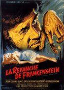 Affiche La Revanche de Frankenstein