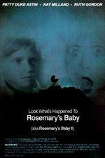 Affiche Qu'est-il arrivé au bébé de Rosemary ?