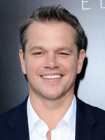 Photo Matt Damon