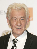 Photo Ian McKellen