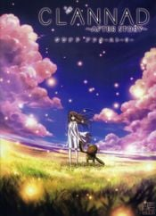 Affiche Clannad: After Story