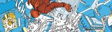 Cover Les Meilleurs Romans Graphiques/Comics