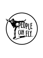 Logo People Can Fly