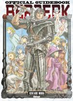 Couverture Berserk Official Guide Book